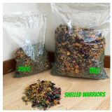 Dried Flowers / Grass bedding